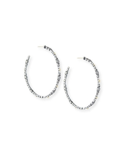 Konstantino -  Large Hoop Earrings