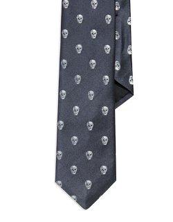 John Varvatos U.S.A. - Silk Skull Tie