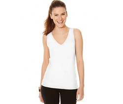 INC International Concepts  - V-Neck Tank Top