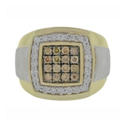 JCPEnny - Champagne Diamond Ring