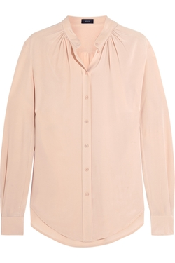 Joseph - Carly Silk Crepe De Chine Blouse