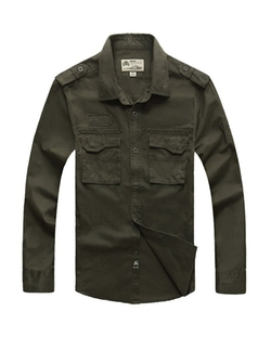 Molly - Casual Solid Two Pocket Jacket