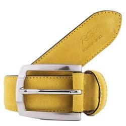 Romeo Gigli - Suede Adjustable Belt