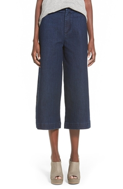 Fire - Denim Culottes