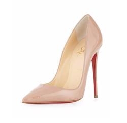 Christian Louboutin - So Kate Patent Pumps