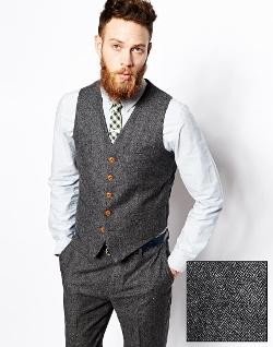 Asos  - Slim Fit Vest