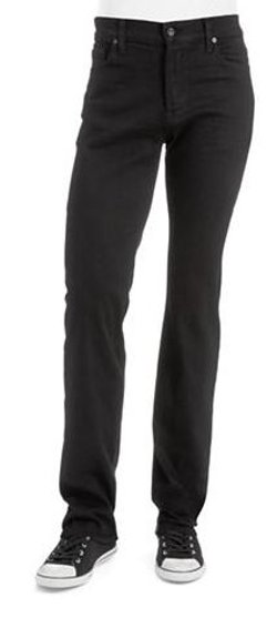 7 For All Mankind  - Straight Leg Jeans