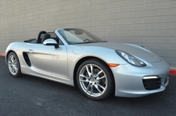 Porsche  - Boxster Convertible Car