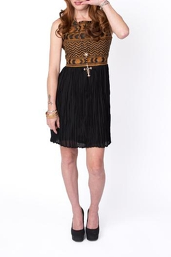 Ya Ya Club Clothing - Miranda Western Dress