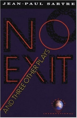 Jean-Paul Sartre  - No Exit and Three Other Plays Book