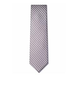 Origin Ties  - Pattern Striped Silk Skinny Ties