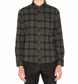 Native Youth - Breach Plaid Shirt