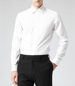 Columbus  - Cotton Point Collar Shirt