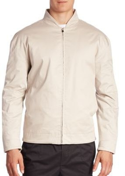 Zanerobe - Zip-Detail Bomber Jacket