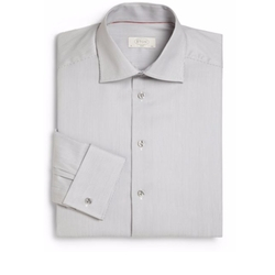 Eton Of Sweden - Slim-Fit Striped Cotton Dress Shirt