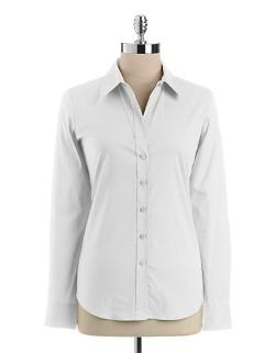 LORD & TAYLOR - Button Down Shirt