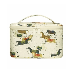 Paul & Joe  - Horse-Print Cosmetic Pouch