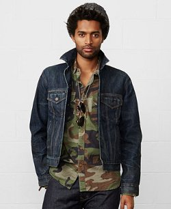 Denim & Supply - Ralph Lauren Denim Trucker Jacket