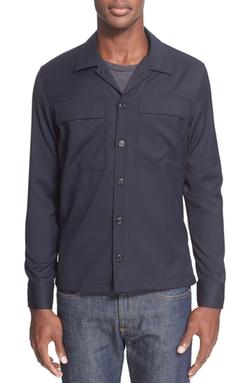 Todd Snyder  - Trim Fit Shirt Jacket