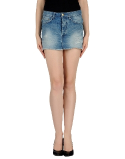 Cycle - Denim Skirt