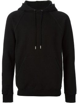 Saint Laurent  - Hooded Sweatshirt