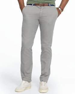 Ralph Lauren - Slim-Fit Lightweight Chino Trousers