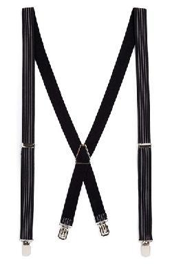 Topman  - Stripe Suspenders