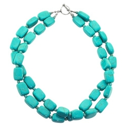 Target - Double Strand Bead Necklace