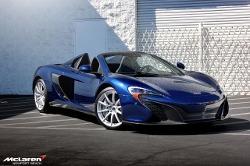 McLaren - 650S Spider Sports Car