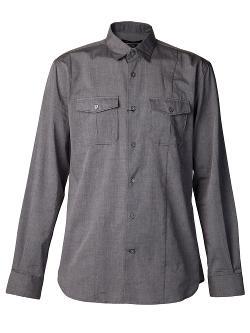 John Varvatos Star USA  - Classic Collar Shirt