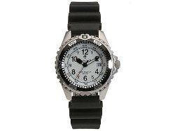 Momentum by St. Moritz Momentum - M1 Orca Rubber Strap Leather Watch