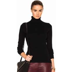 Frame Denim - Classic Turtleneck Top