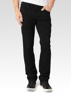 Paige - Modern Slim Fit Straight Leg Jeans