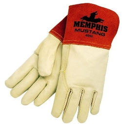 Home & Tools - Mustang Premium Grain Cow Gloves