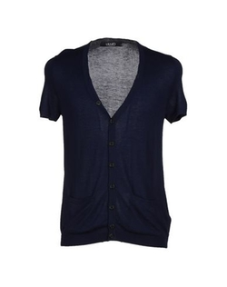 Liu •Jo Jeans - Short Sleeve V-Neck Cardigan