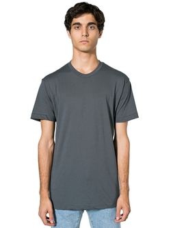 American Apparel - Poly-Cotton Short Sleeve Shirt