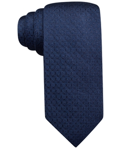 Ryan Seacrest Distinction  - New Textured Solid Slim Tie