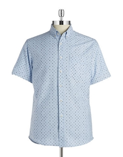 7 Diamonds - Short-Sleeve Sportshirt
