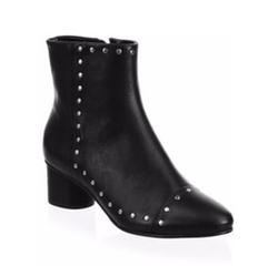 Rebecca Minkoff - Isley Leather Stud Booties