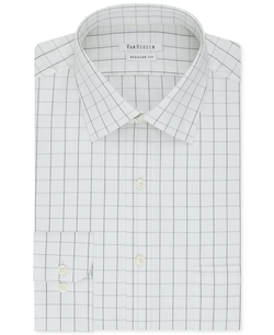 Van Heusen - Open Check Dress Shirt