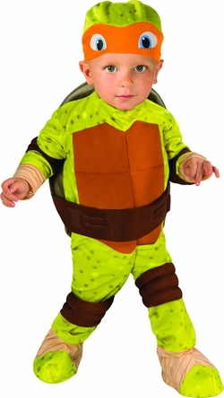 Nickelodeon - Teenage Mutant Ninja Turtles Michelangelo Costume