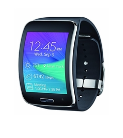 Samsung - Gear S Smartwatch