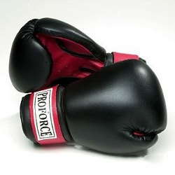 Proforce - Leatherette Boxing Gloves