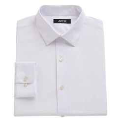 Apt. 9 - Textured Dress Shirt