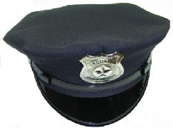 imagefirstuniforms - Professional 8-Point Duty Cap