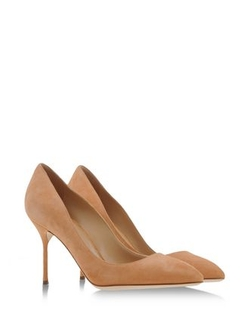 Sergio Rossi - Closed Toe Pumps