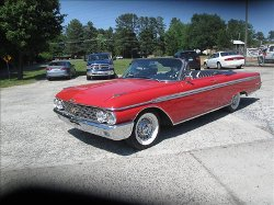Ford  - 1962 Galaxie Sunliner Convertible