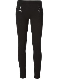 DKNY  - Zipped Pocket Leggings