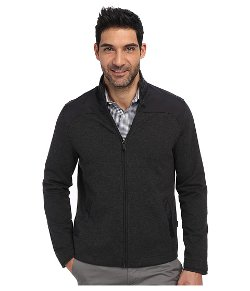 Perry Ellis  - Long Sleeve Full Zip Jacket