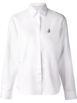 J.W. Anderson - Logo Oxford Shirt